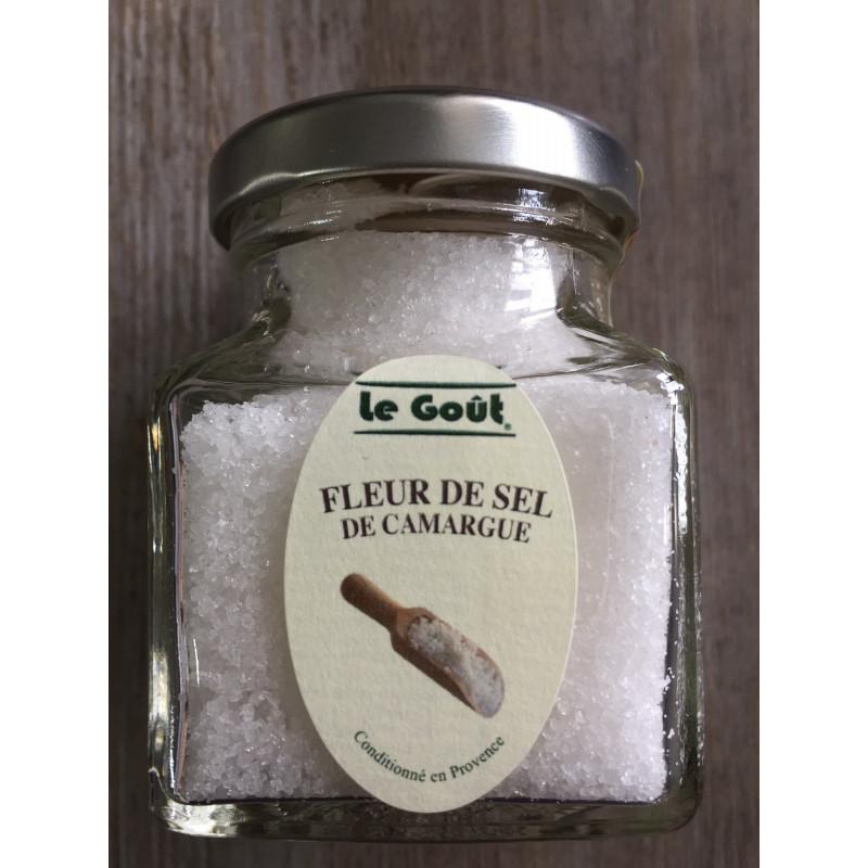 Fleur de sel naturelle de Camargue 100g