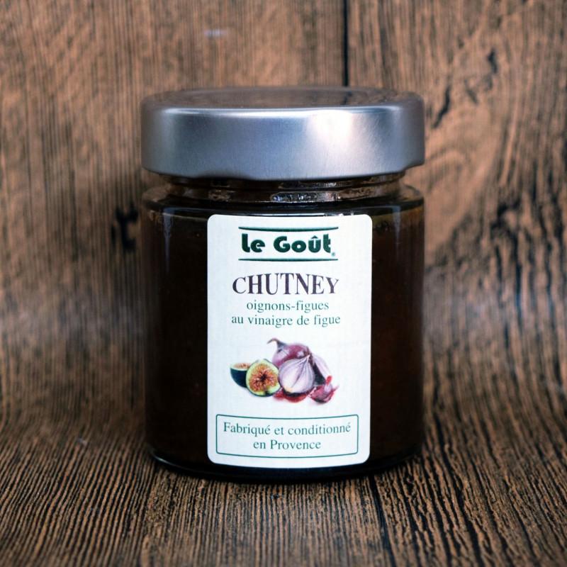 Chutney Oignon Figue
